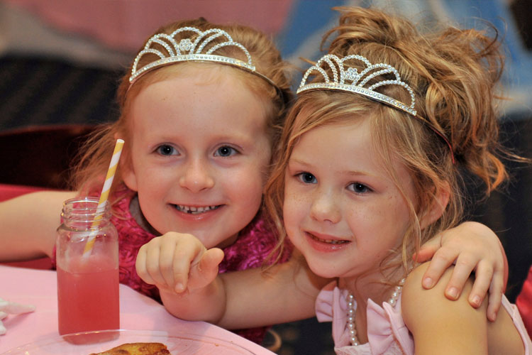 Titanic Branson Princess Birthday Package