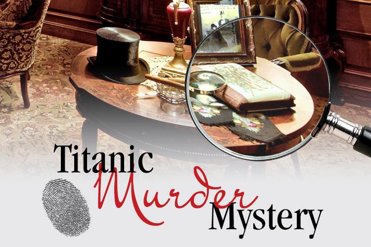 Murder Mystery at Titanic Branson