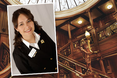 Titanic Branson Sales & Events Executive Kristina Hagey