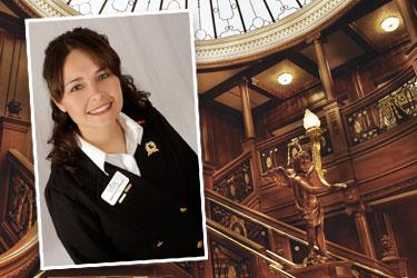 Titanic Branson Sales & Events Executive Kristina Hagey