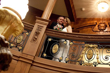 Titanic Branson Vow Renewal Packages