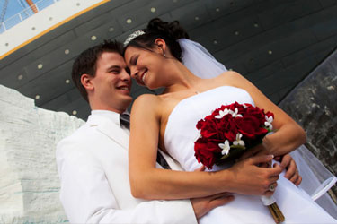 Titanic Branson Wedding Packages