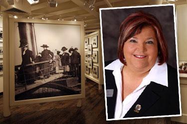 Titanic Branson Sales Executive Ruthann Crust