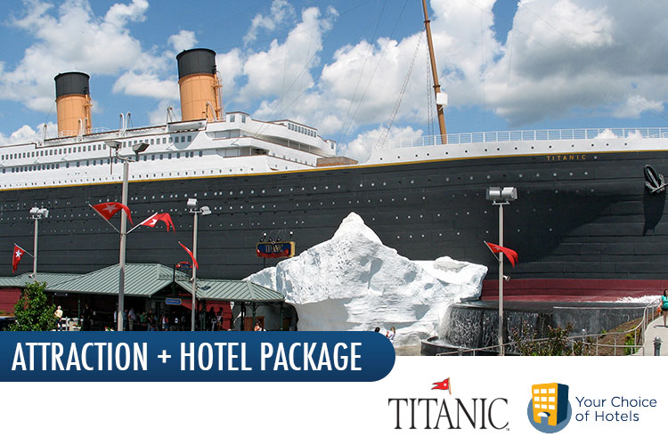 Titanic Branson Vacation Packages