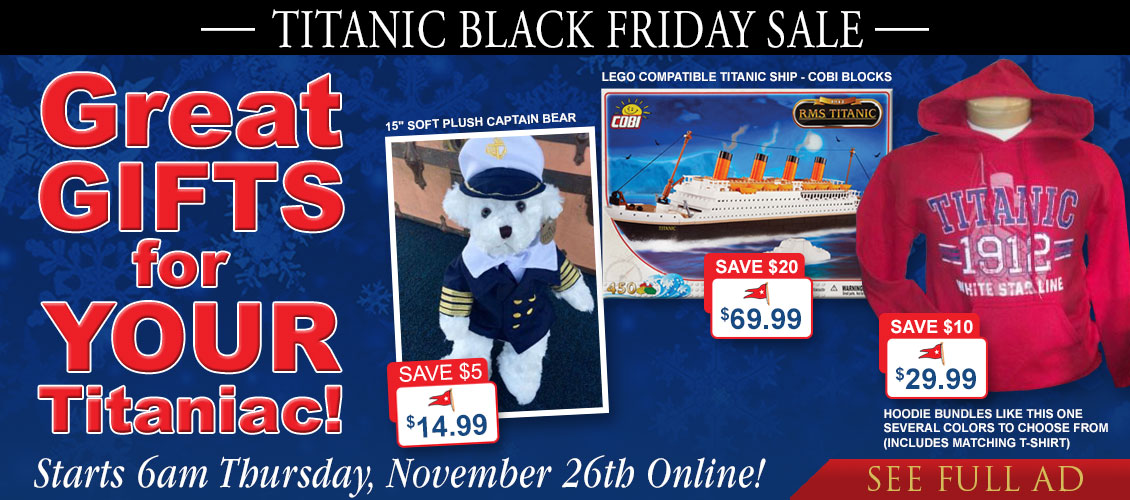 titanic-black-friday-sale