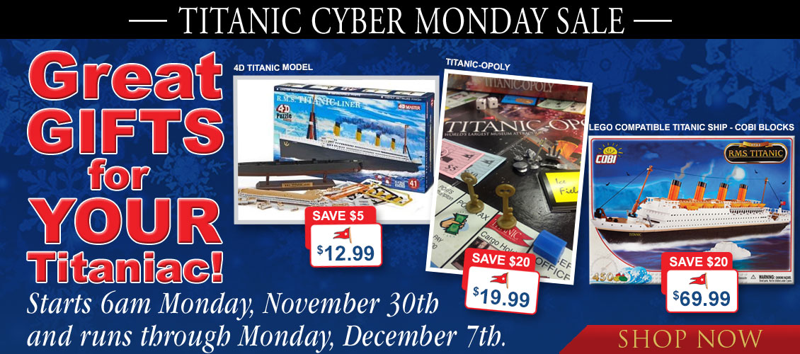 titanic-cyber-monday