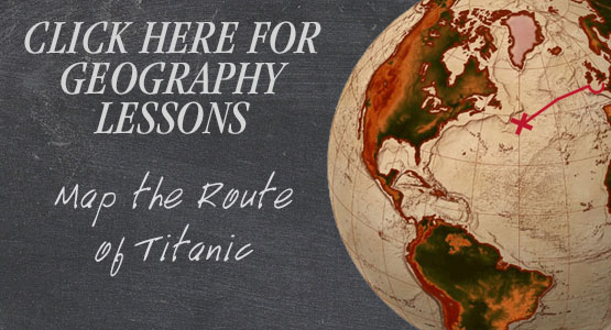 Titanic Branson Education Guide - Geography