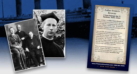 Titanic Branson - religious heroes