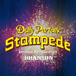 Titanic Branson and Dolly Parton's Stampede Packages