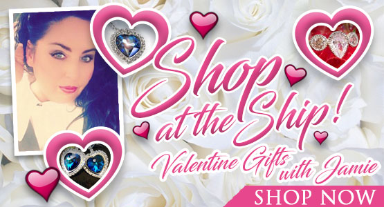 Shop the Ship Valentine Gifts with Jamie!