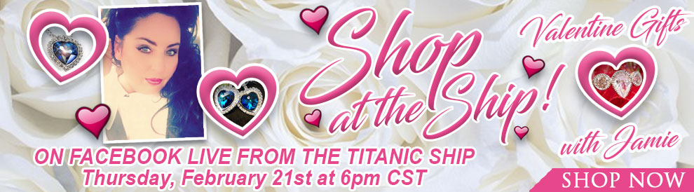 Shop at the Ship! Valentine Gifts with Jamie.