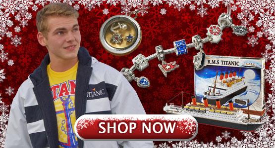 Shop Titanic Christmas Gifts!