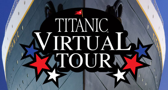 Titanic Museum Attraction is now offering a FREE Virtual Tour via our Youtube channel