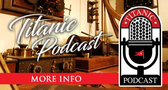 Titanic Thursdays! Titanic Podcast with Lucas. 6pm CST on Titanic's Soundcloud.