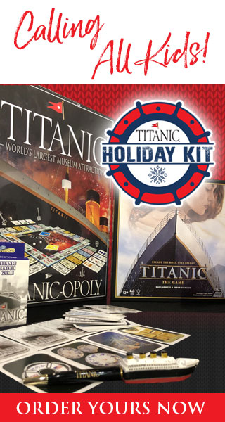 Shop Titanic Holiday Kits