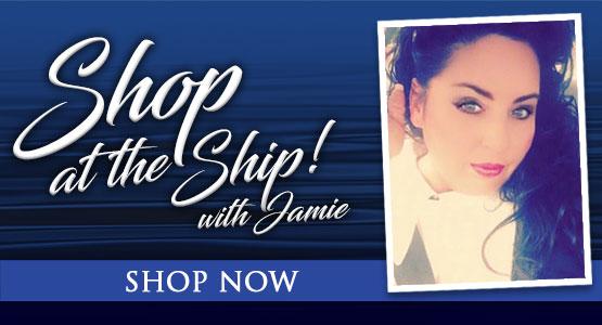 Titanic Thursdays! Shop the the Ship with Jamie. 5pm CST on Facebook Live.
