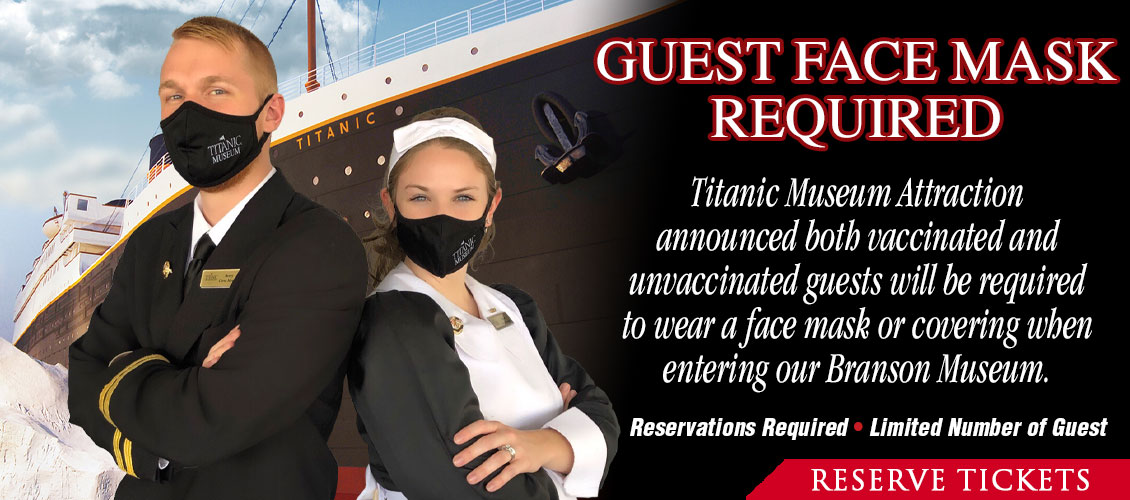 Guests Face Mask Required